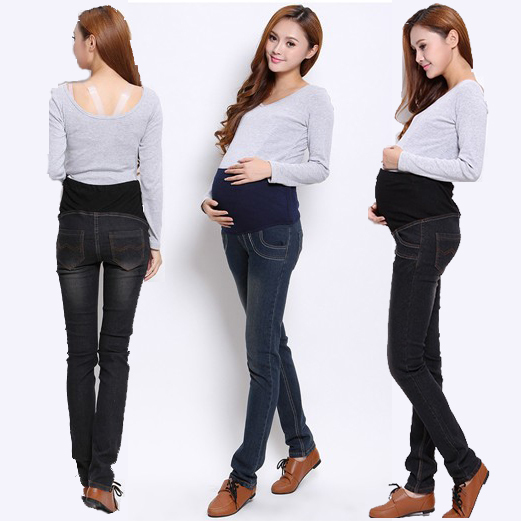 Aliexpress.com : Buy Maternity jeans plus size XXL 2013 fashion ...
