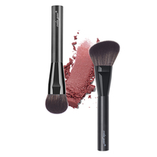 vela.yue Professional Blush Brush Face Blusher Powder Cream Crease Base Highlight Contour Makeup Brushes Cosmetics Beauty Tool цена