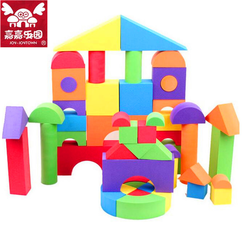 Online Get Cheap Foam Building Blocks For Kids Aliexpress