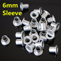 Kids Inline Skates 6mm Skating Bolts Axle Sleeve Bushing Adapter for 64mm 68mm 70mm 72mm 8mm inner diameter Wheels etc...