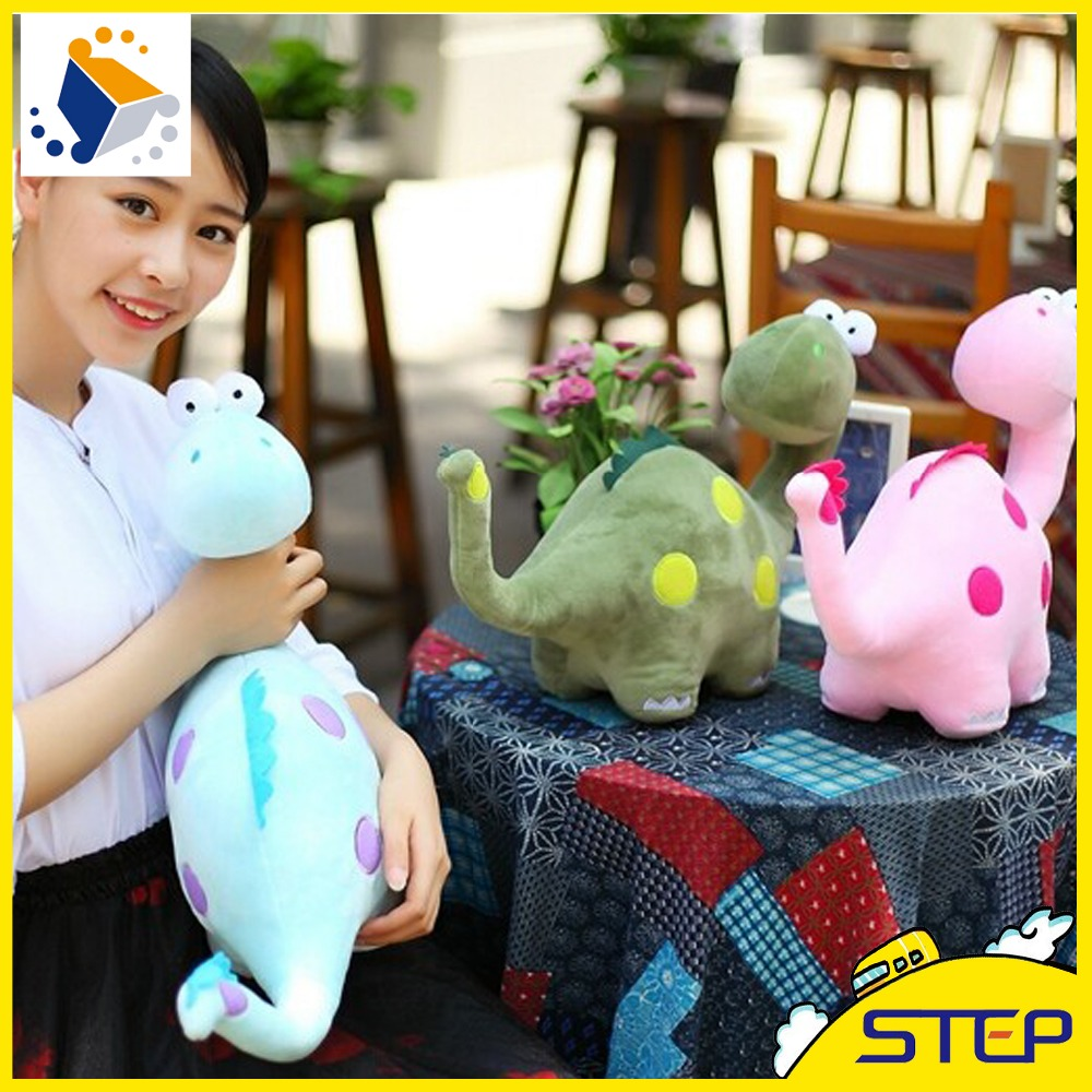 1PCS New Arriva Dinosaur Dolls Cute Soft Plush Toys Baby Toys Birthday Gifts for Kids Party Decoration ST243