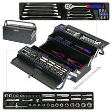 183 PCS Set Metal Tool Box Set, Repair Tool Kits