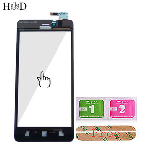 Image 5 - 5 Mobile Touch Screen Digitizer Panel For TP Link Neffos C5A Touch Screen Glass Front Lens Sensor Tools Adhesive