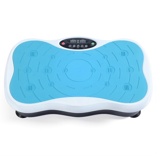 Vibration In Foot >> Us 197 98 O006s Free Shipping Vibration Plate Exercise Body Vibration Plate Weight Loss Vibrating Foot Massage Machine In Vibration Fitness