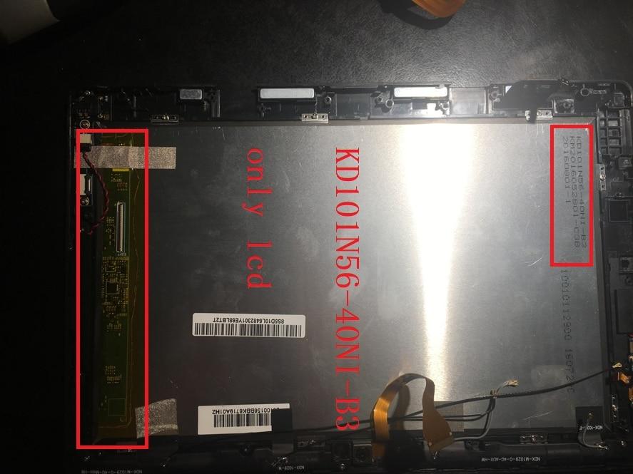 10.1 LCD Display For lenovo ideapad miix 310 miix310-101CR LCD Screen Matrix  Free Shipping for lenovo s21e 20 lcd display screens