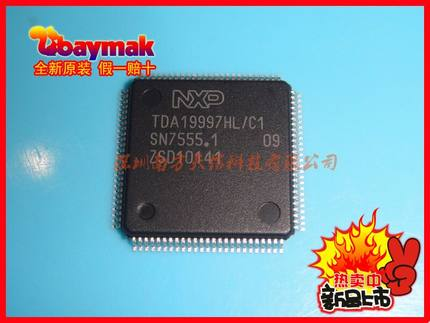 1pcs TDA19997HL//C1 TDA19997HL New and ORIGINAL NXP IC Chip LQFP100