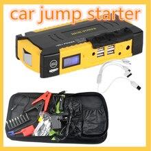 Лучшие 12 В автомобиля Батарея Зарядное устройство для Двигатели для автомобиля мобильного аварийного Многофункциональный автомобиль Пусковые устройства Запасные Аккумуляторы для телефонов