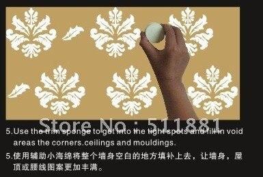 sello de esponja con diferentes formas para pintar paredes | Kit de - Juegos de herramientas - foto 5
