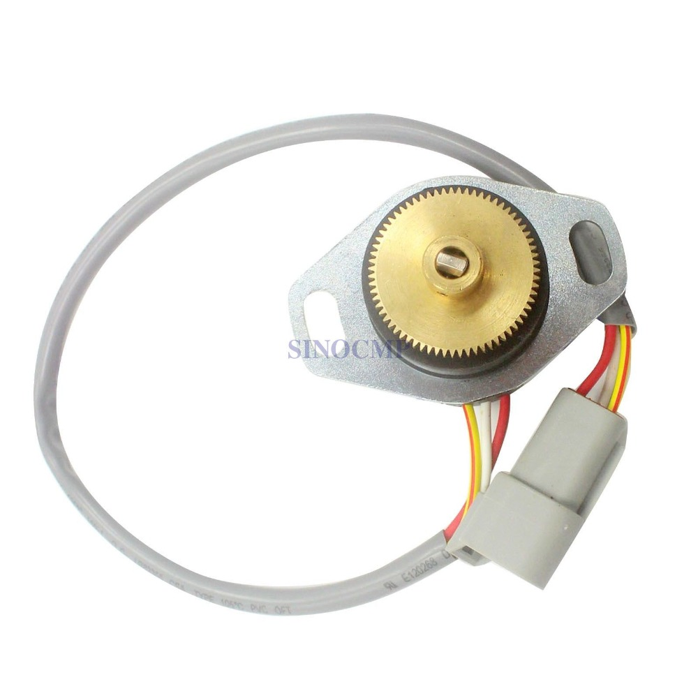 PC120-5 PC200-5 Potentiometer Sensor 7861-92-4131 For Komatsu Excavator, 3 month warranty pc400 5 pc400lc 5 pc300lc 5 pc300 5 excavator hydraulic pump solenoid valve 708 23 18272 for komatsu