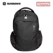 Suizo mochila mochila swissgear estilo negro 38l mochila portátil masculina mochila de viaje impermeable multi-bolsillo mochila de calidad