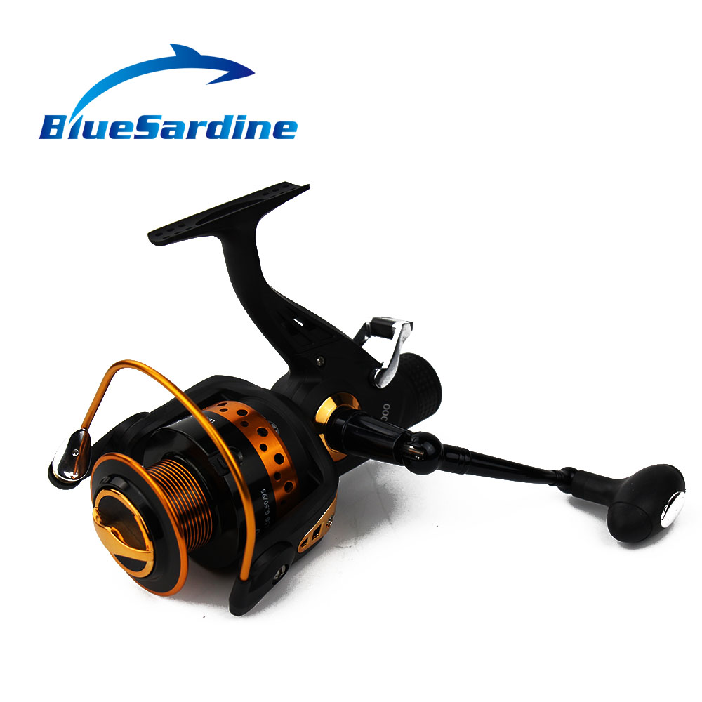 BlueSardine 13 + 1 BB 5.2: 1 Metal Spinning Fishing Reel Pesca - თევზაობა - ფოტო 6