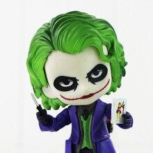 Nendoroid Batman The Dark Knight Joker Painted Figure Villain's Edition 566 Joker Doll PVC Action Figure Collectible Model Toy