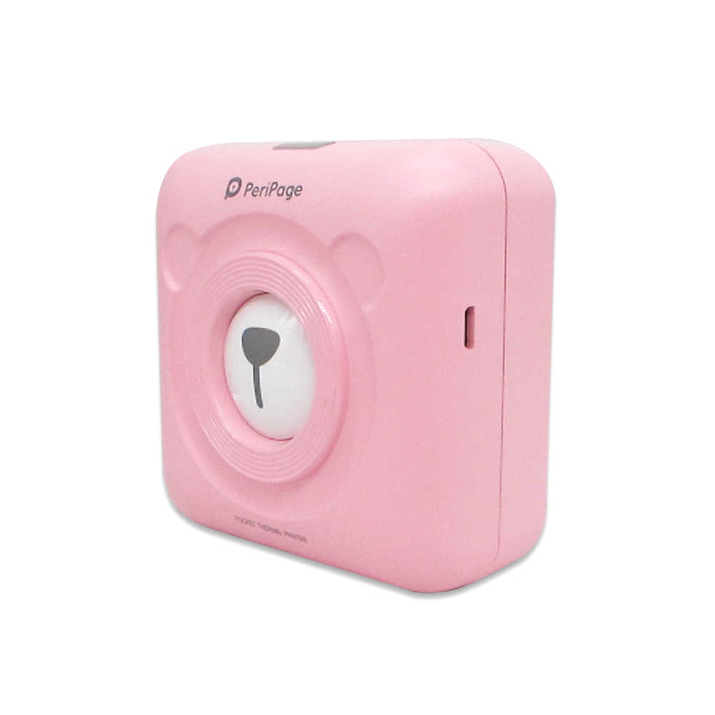 Dropship P2 impresora portátil Bluetooth 4,0 teléfono foto de la impresora térmica de la conexión inalámbrica del teléfono de foto de la impresora de la foto