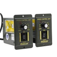 AC motor governor 220V governor positive and negative power 6W 250W motor controller