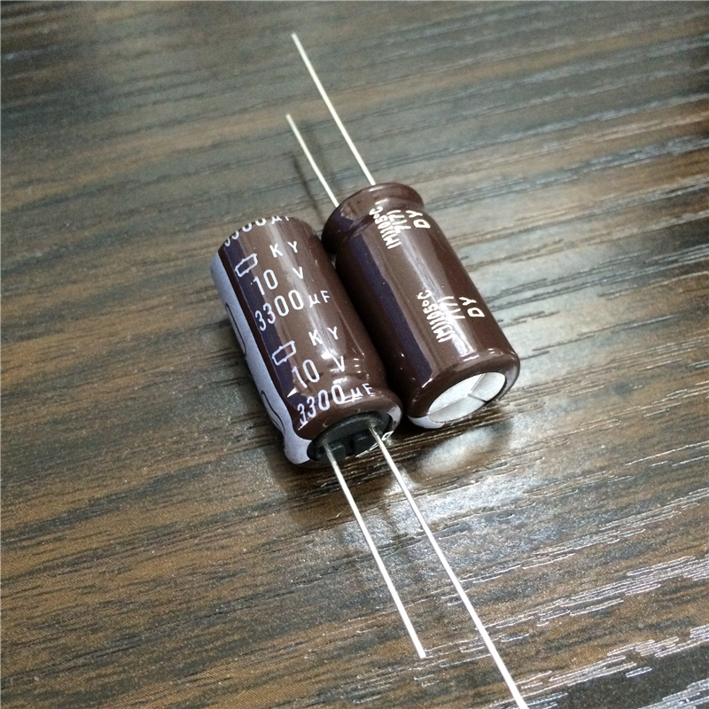 10pcs 1000uf 10v Rubycon Radial Electrolytic Capacitors MCZ low ESR 10v1000uf