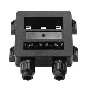 Image 3 - 1 pieces Waterproof IP65 Solar Junction Connecting Box for Solar Panel 50W 100W