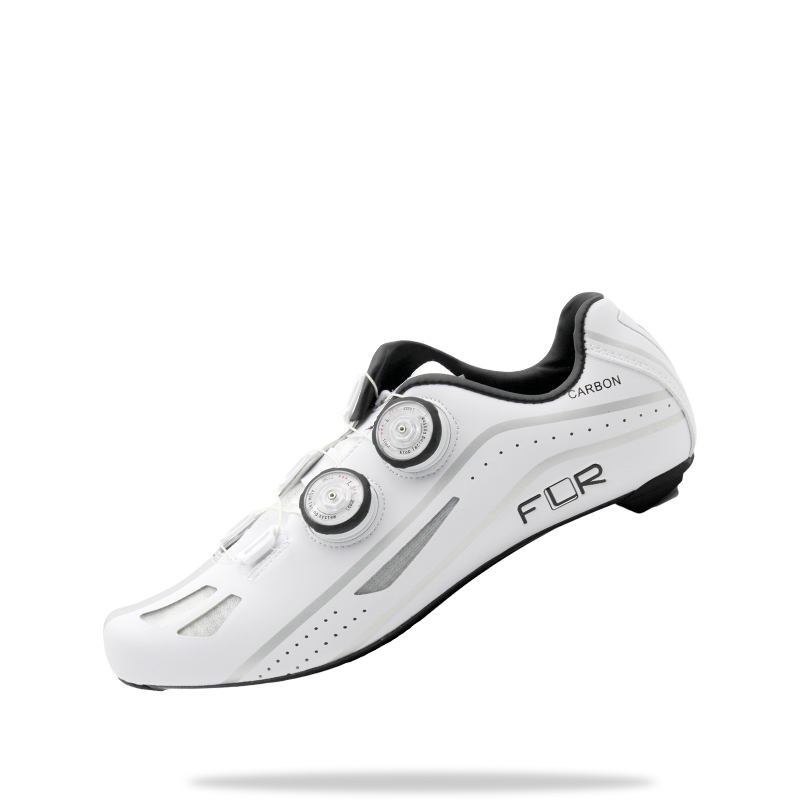 Brand New in a Box FLR F-XX II Carbon Road Cycling shoes black or white-