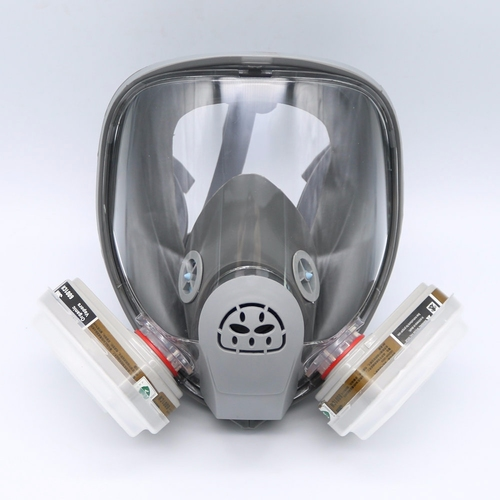 Amicable For 3m 6800 Gas Mask Full Facepiece Respirator 7pcs Kit Painting Spraying Grey Back To Search Resultstools Welding & Soldering Supplies