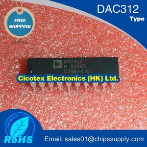 Image 2 - 5 قطعة/الوحدة DAC312HP DIP 20 IC DAC 12BIT HS MULT 20 DIP DAC312 DAC312HPZ