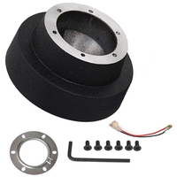 Hub kit Racing STEERING WHEEL Hub Boss kit for BMW E46 Mini Cooper 2002 2012 03 04 05 06 07 08 09 10 11