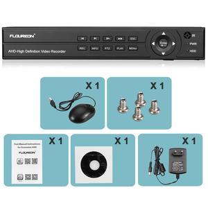 Image 3 - 1pcs 1080P 1080N DVR Digital Video Recorder 8CH Video di Sorveglianza 5 in 1 TVI/CVI/AHD /analogico/IP Telecamera di Sicurezza Home Video DVR