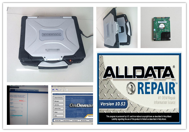 alldata 10.53 and mitchell auto repair software 2018 installed version laptop toughbook cf-30 cf30 hdd 1tb for cars & trucks mato metal tracks sets sprockets with metal caps idler wheels with bearings for heng long 3938 russian t 90 1 16 tank