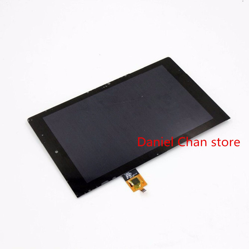 Подробнее о For Lenovo Yoga Tablet 2 830 830F New Full LCD Display Monitor + Digitizer Touch Screen Glass Panel Assembly Replacement 8 inch for lenovo yoga tablet 2 830 830f lcd display panel touch screen digitizer tablet pc repairment free shipping