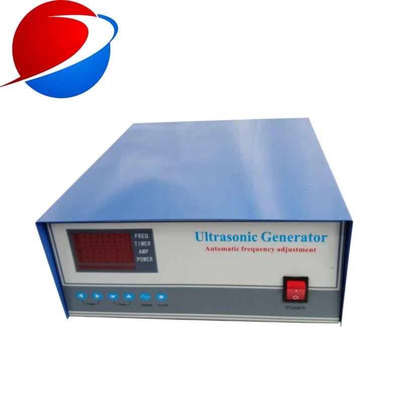 1200 W professionelle ultraschall reiniger generator 20 khz für reinigung tank mit CE - 5