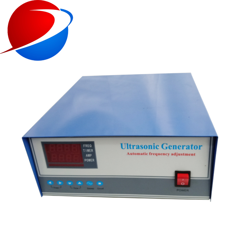 1200W professional ultrasonic cleaner generator 20khz for cleaning tank with CE - 5