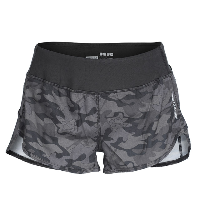 black athletic shorts womens