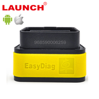 2015 100 Original Launch X431 EasyDiag For IOS Android Easy Diag OBDII Generic Code Reader Scanner