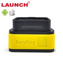 2017 neueste ursprüngliche Produkteinführung X431 EasyDiag Obdii Generische Codeleserscanner Für Android ISO Iphone 2 in 1 bereit lager