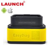 Launch X431 EasyDiag OBDII Generic Code Reader Сканер 2017 Новый Год Выхода Оригинала Launch x431 Легкий Diag Для Android ISO Iphone