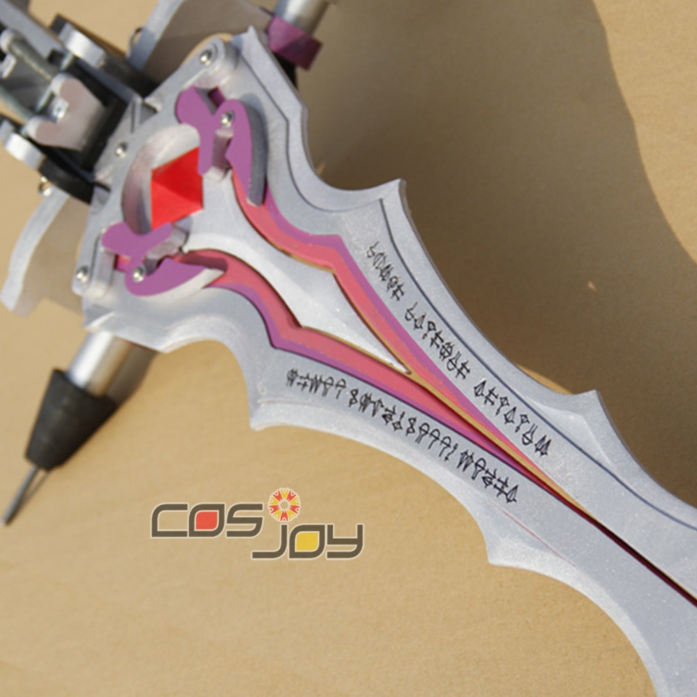 0028 Cosjoy Final Fantasy XIII Serah·Farron Bow and Arrow PVC Cosplay Prop