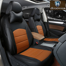 TO YOUR TASTE auto accessories Custom luxury car seat covers leather cushion for Wrangler sahara Liberty Grand Cherokee durable