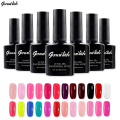 168 Colors Nail Gel Nail Polish UV Gel Polish Long-lasting Soak-off LED UV Gel 10ml/Pcs Nail Art Tools genailish-GB11
