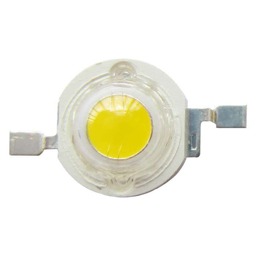 Lot 10 20 50 100pcs 1W 3W Cool Pure White Warm White Cold White 200~260LM LED Bulb Light Lamp 3000k 4500k 10000k 20000k 30000k