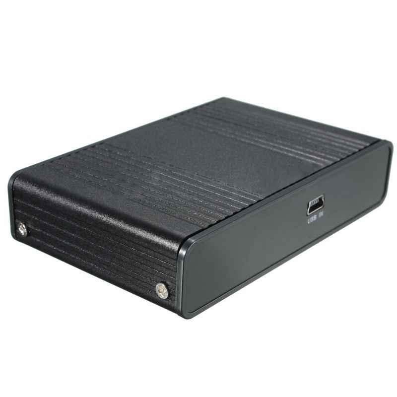 Cable adaptador de convertidor de canal 5,1 Virtual con tarjeta de sonido USB 7,1 3D externo