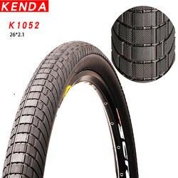 KENDA BMX K1052 велосипедных шин Mountain MTB Велоспорт восхождение внедорожных мягкая байка шины 26x2,1 30TPI pneu bicicleta части