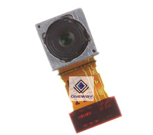 1pc 100 original High quality Replacement Spare Parts Rear Back Camera Cam With flash Auto Focus