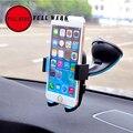2016 Hight Quality mobile phone holder Car Mount teléfono Holder 360 Rotación Soporte de Parabrisas del sostenedor del coche para GPS Del Teléfono Móvil