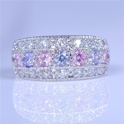 Buy Fashion Princess Zircon Ring Charming For Women for only 1.77 USD