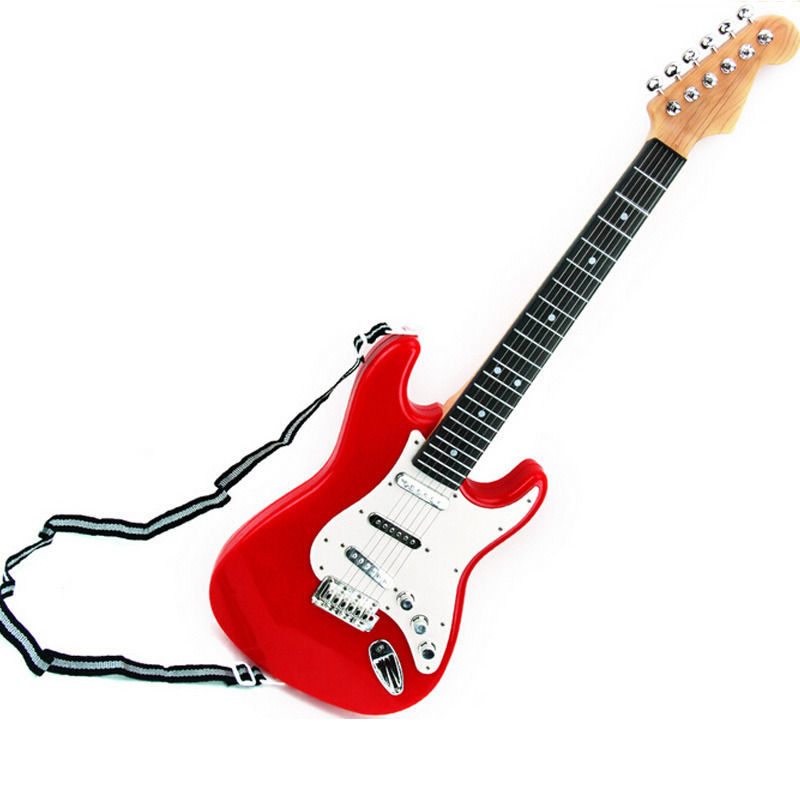Amazon Child Electric Guitar : 25 inch children 39 s electric guitar 6 strings for kids musical instrumentstoys guitar gifts in ~ Russianpoet.info Haus und Dekorationen