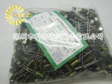 500 шт. X 100% Новое Chengx 680 МКФ 10 В 8X12 LOW ESR Алюминиевых Электролитических Конденсаторов Разъем