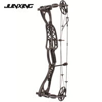High Quality Adjustable 40 65 LBS Compound Bow Arrow Speed 300 feet/s for Hunting Shooting Archery