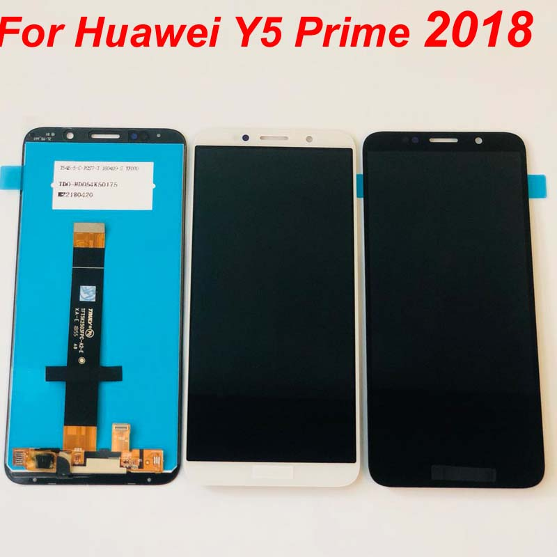 US $14 78 13% OFF|For Huawei Y5 Prime 2018 LCD Display and Touch Screen  +Tools And 5 45 Inch For Huawei DRA L02 DRA L22 DRA LX2 Original LCD-in  Mobile