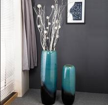 Ceramic drop vase dry - insert artificial flower suit