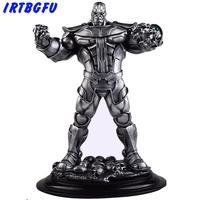 Avenger 3 Warfare танос модель статуи Дисплей аниме Действие & Одна деталь Рисунок Коллекционные Фигурки Модель игрушки Фигурки Рождество