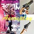Batman Comic Esquadrão Suicida Harley Quinn Traje Cosplay Prop Arma Acessórios de armas