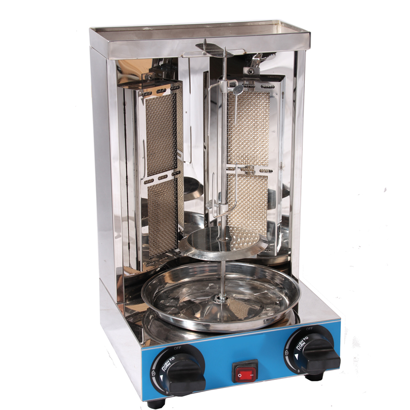 Aliexpress.com : Buy LPG Gas Mini Shawarma Grill Machine ...
